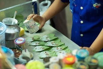 betel preparation