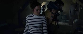 A still from Netflix's 'Malevolent'