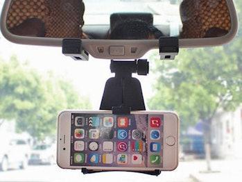 rearview car mount