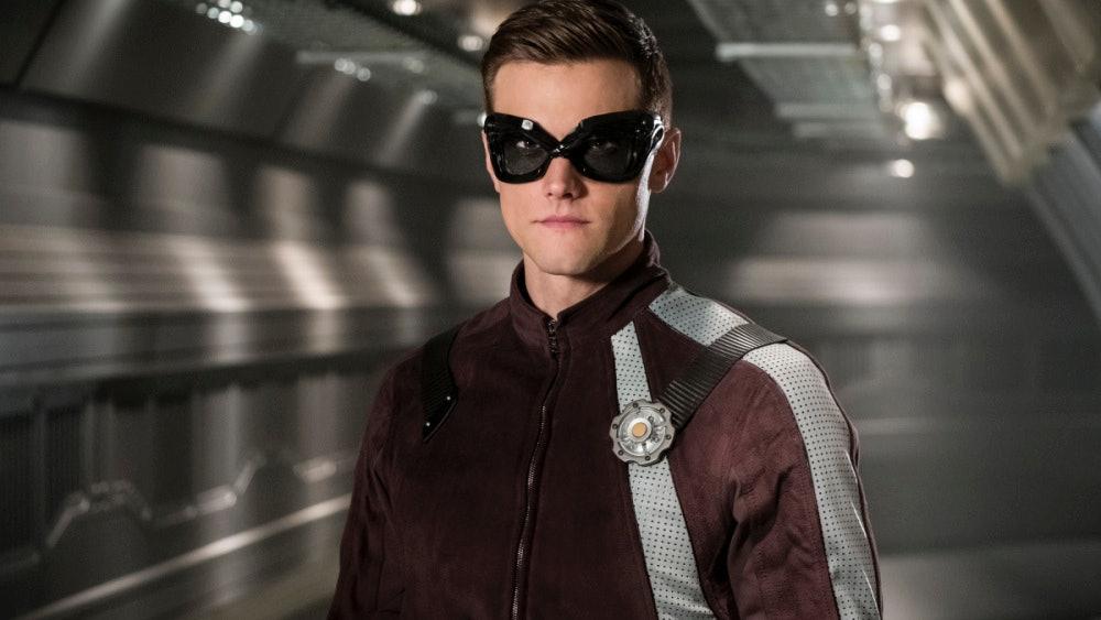 ralph dibny, aka the elongated man, in the flash season 4