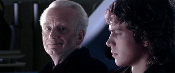 Star Wars the Rise of Skywalker Palpatine
