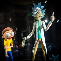 'Rick and Morty' Season 4: All the Best Rickmobile SDCC Exclusive Merch