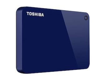 Toshiba Canvio Advance 2TB Portable External Hard Drive USB 3.0,