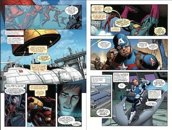 Avengers Norhtrop Grumman