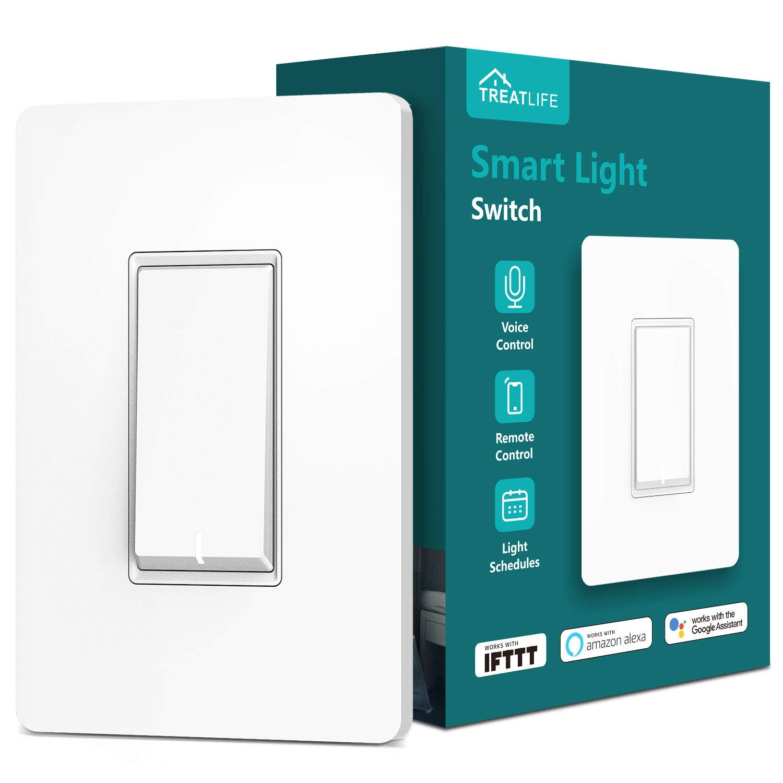 Treatlife Wi-Fi Light Switch