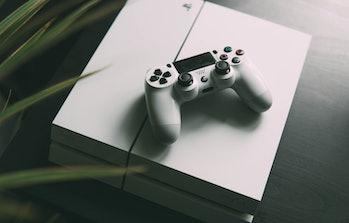 A current-generation PS4.