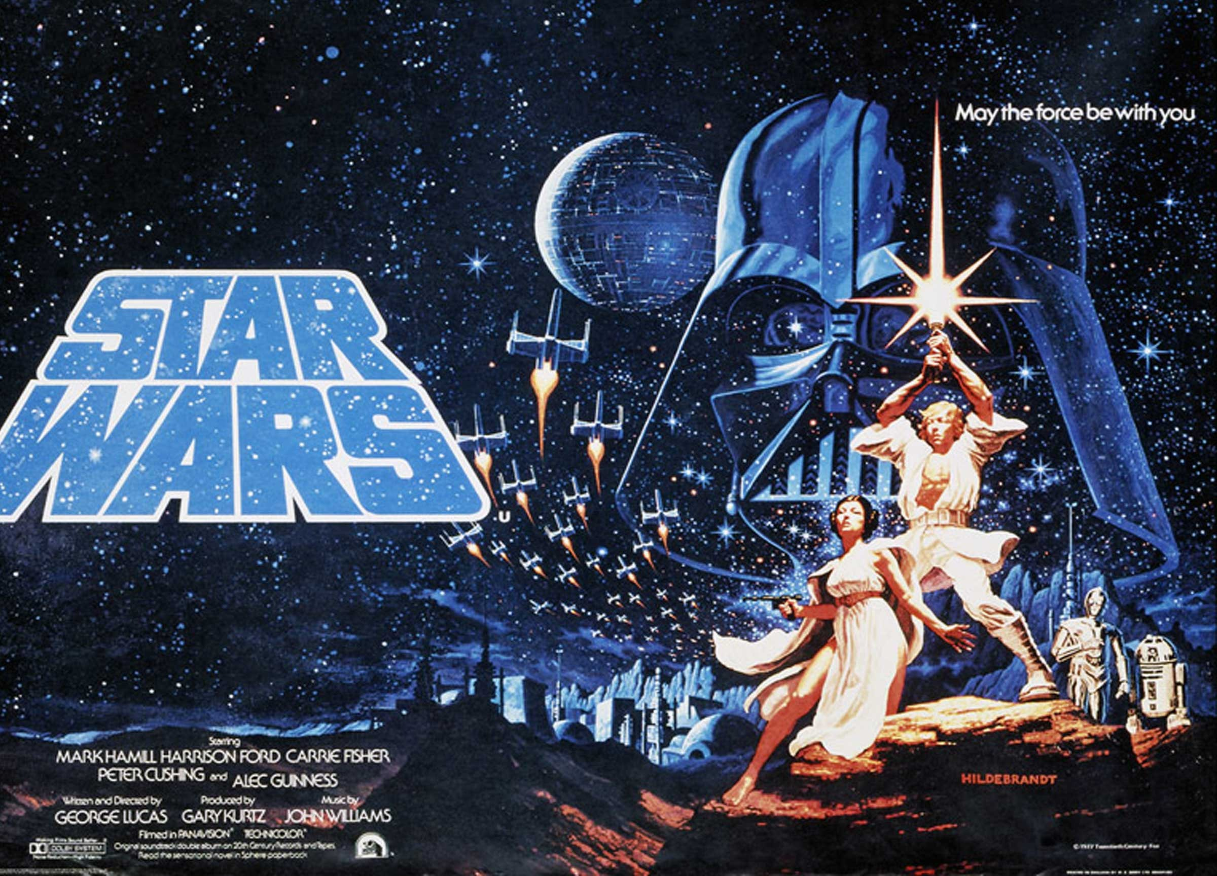 When Did Star Wars Become A New Hope 37 Years Ago Everything Changed