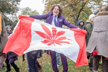 Legalization in Canada