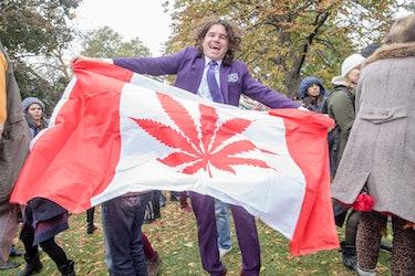 Legalization in Canada