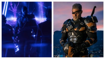 Deathstroke Ready Player One