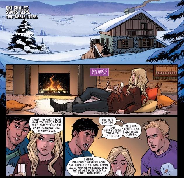 Marvel's Mockingbird #8