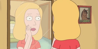 What if the current Beth on 'Rick and Morty' really is just a Beth clone?