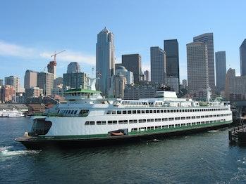 Bremerton Seattle Ferry