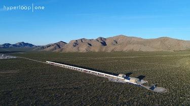 Hyperloop One Dev Loop
