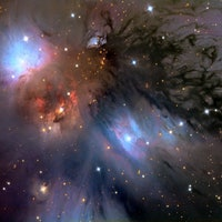 Nebula 2170 is a Magical Home for Infant Stars