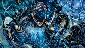 Here's what The Trench look like in the Aquaman comics.