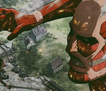 attack on titan season 2 netflix