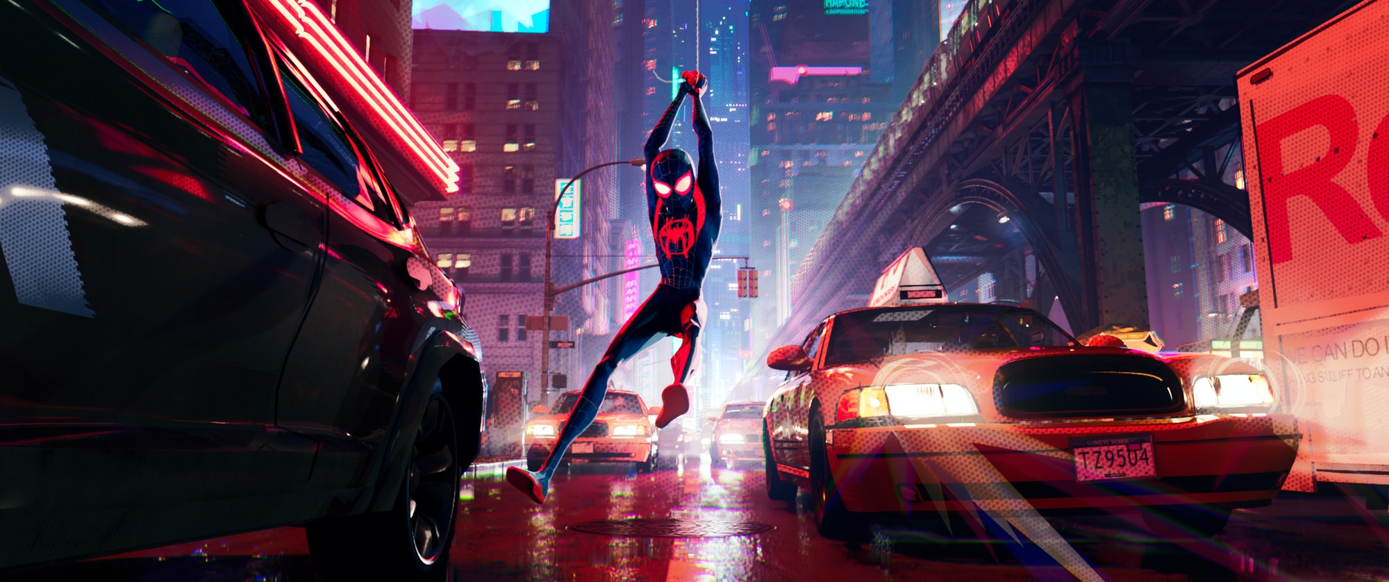 Spider-Man Into the Spider-Verse Oscars