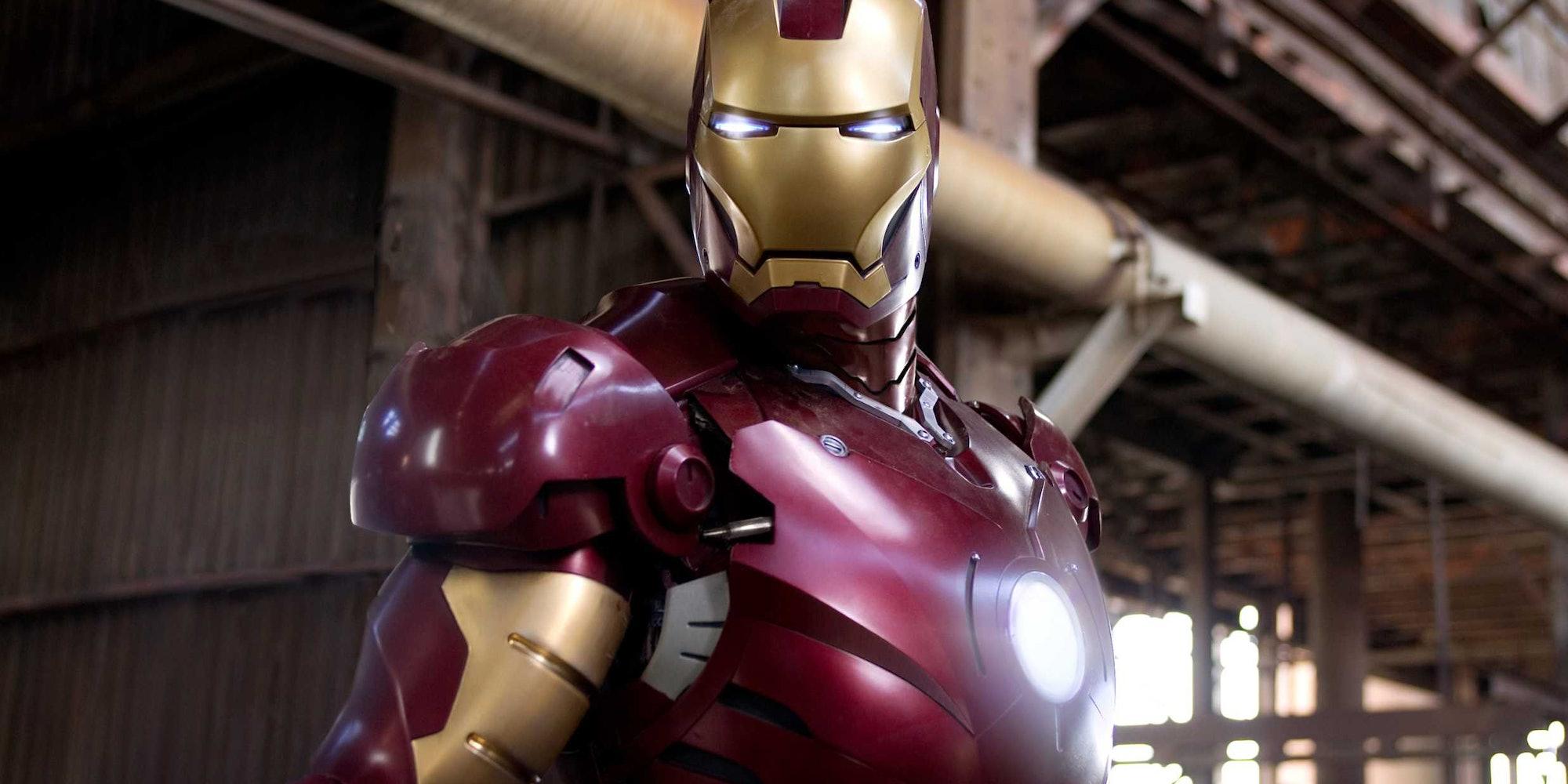 Iron ManIron Man