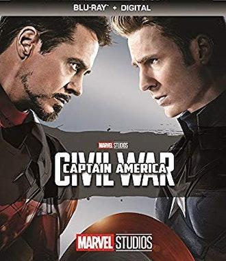 CAPTAIN AMERICA: CIVIL WAR (Blu Ray)