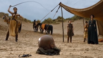 game of thrones sand snake pit scorpion whip snakes
