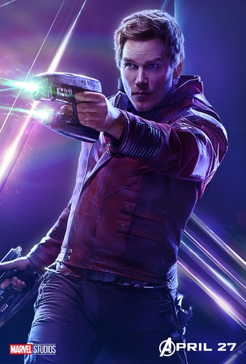 Star-Lord Avengers