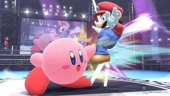 Kirby super smash bros fighting video games mario wii u nitendo