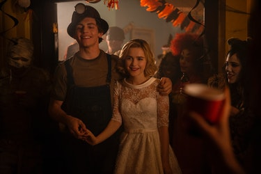 'Chilling Adventures of Sabrina' S1