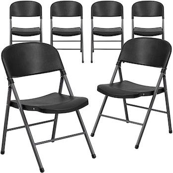 folding chairs hercules