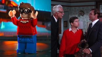 Batman Robin Lego