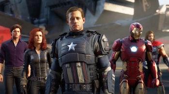 Marvel Avengers Square Enix PAX West