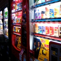 This Vending Machine Delays Snack Delivery for Healthier Choices
