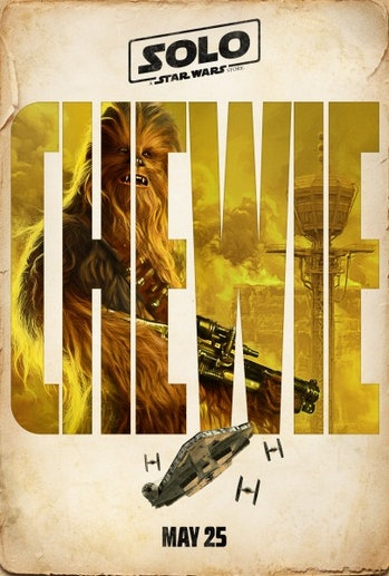 Chewie Solo