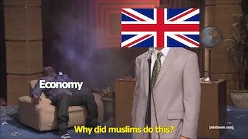 Reddit on Brexit