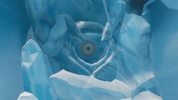 fortnite polar peak eye