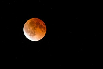 lunar eclipse april 2014