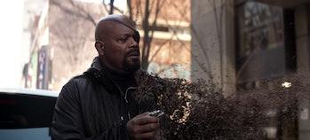 'Avengers: Infinity War' Nick Fury Post-Credits Scene