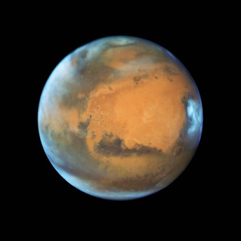 Mars at Opposition May 12, 2016