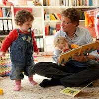 Early Fatherhood Is a Damn Tornado