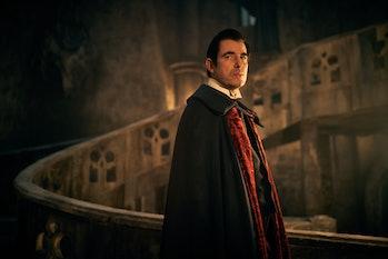 Claes Bang Netflix Dracula