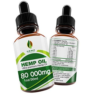 Hemp Technology Hemp Oil