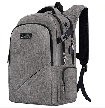 backpack, travel, technology, theft, USB, Phone, Laptop