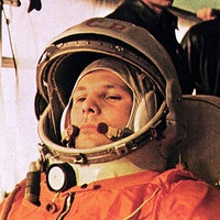 Yuri Gagarin: The First Human (That We Know About) Went Into Space