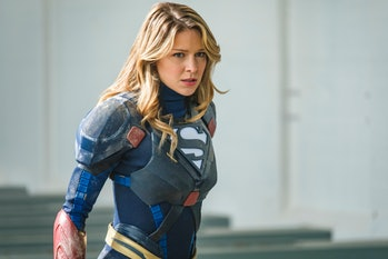 Supergirl CW Melissa Benoist