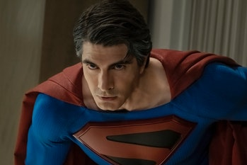 Crisis on Infinite Earths Brandon Routh