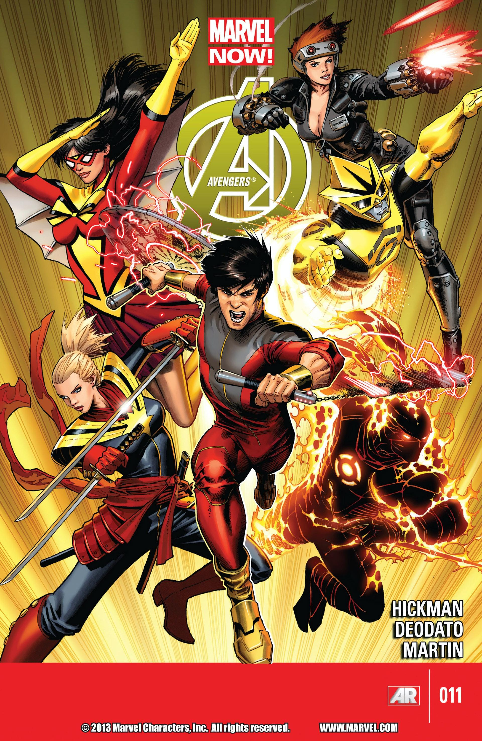 Shang-Chi Avengers Captain Marvel