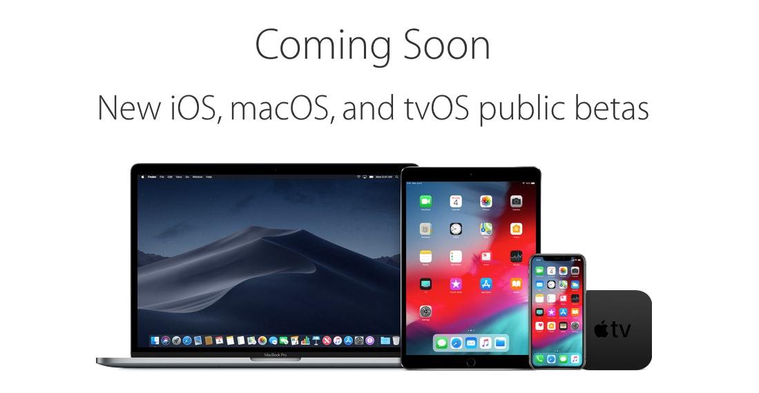 ios 12 public beta teaser