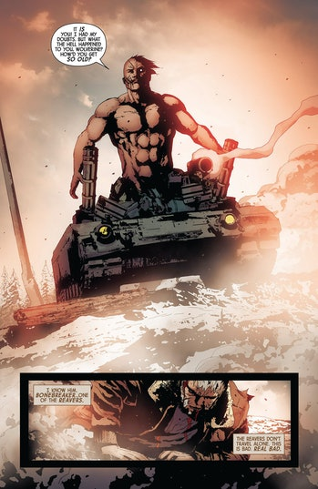 Marvel Logan Reavers