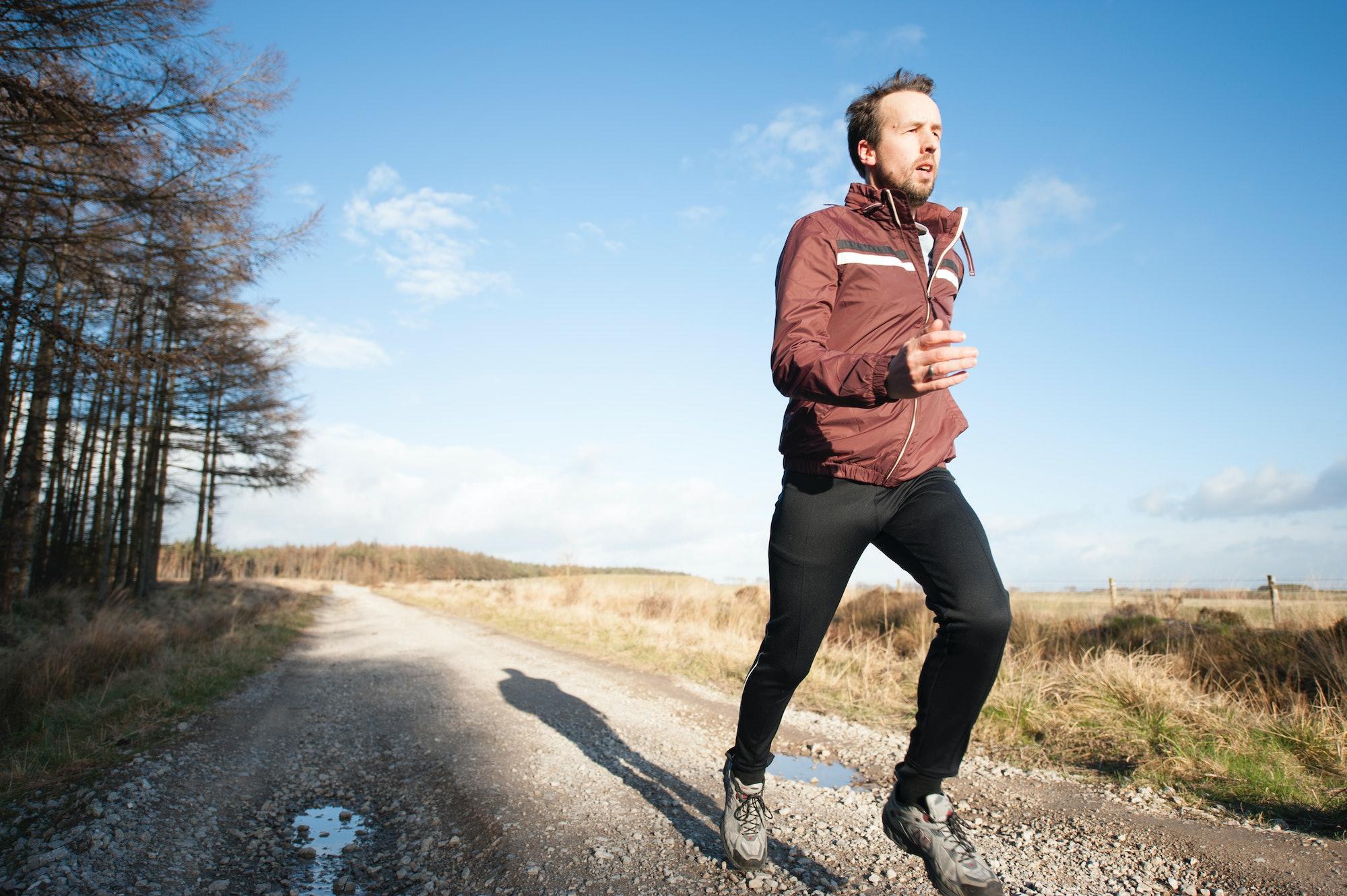 workout, run