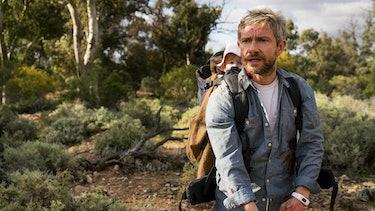 Martin Freeman stars asAndy Rose in 'Cargo'.
